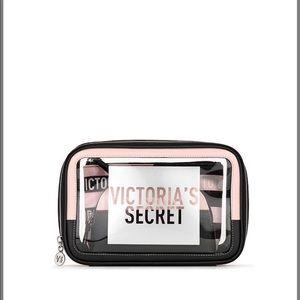 Victoria's Secret 3 in 1 makeup bags!
